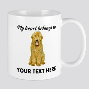 Personalized Goldendoodle Mug