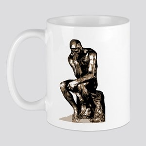 Rodin Thinker Remake Mug