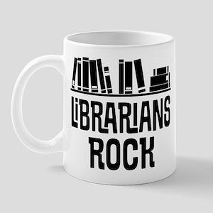 Librarian Book Gift Idea Mugs