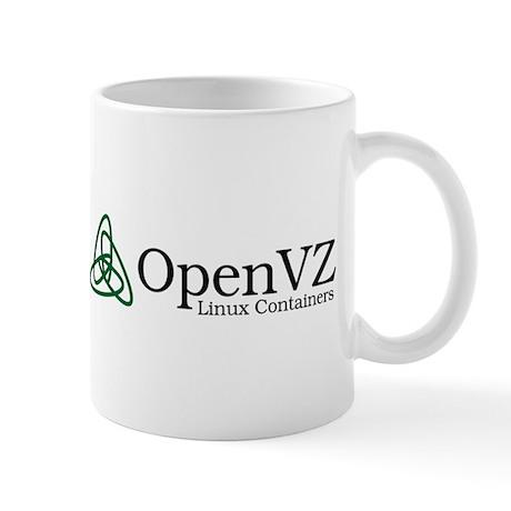 OpenVZ Mug