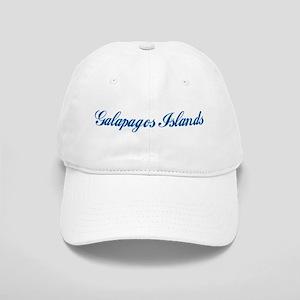 Galapagos Islands (cursive) Cap