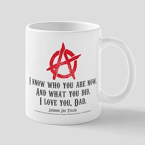 SOA Love You Dad Mug
