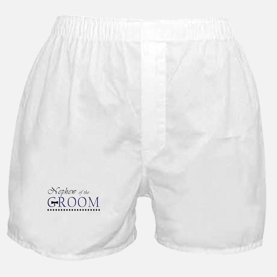 Nephew of the Groom Boxer Shorts