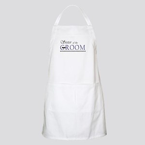Sister of the Groom BBQ Apron