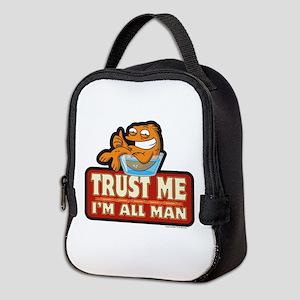 American Dad Trust Me Neoprene Lunch Bag