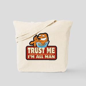 American Dad Trust Me Tote Bag