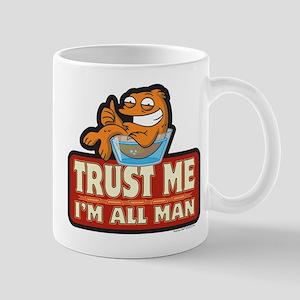 American Dad Trust Me Mug