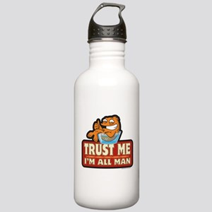 American Dad Trust Me Stainless Water Bottle 1.0L
