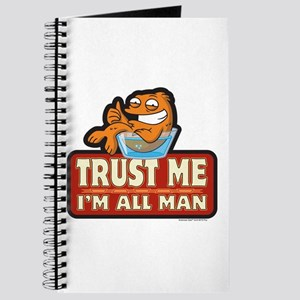 American Dad Trust Me Journal