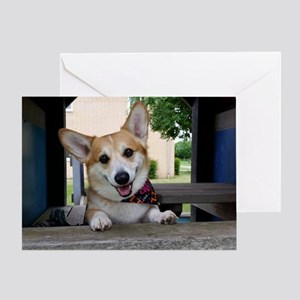 I'm here to make your day better ?  Greeting Card