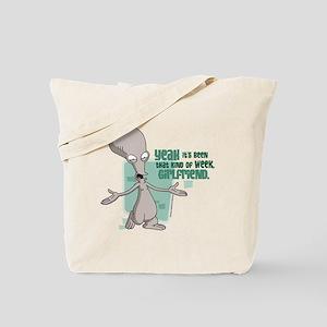 American Dad Girlfriend Tote Bag