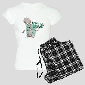American Dad Girlfriend Women's Light Pajamas