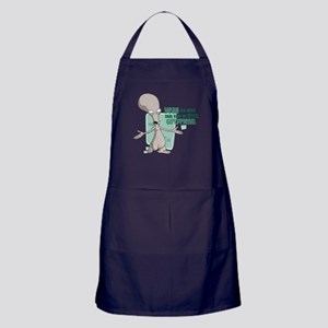 American Dad Girlfriend Apron (dark)