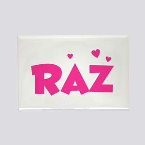 Raz Rectangle Magnet