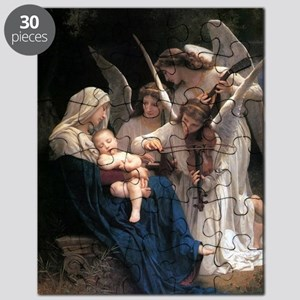 Song of the Angels Puzzle