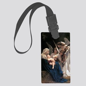 Song of the Angels Large Luggage Tag