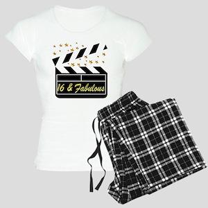 DAZZLING 16TH DIVA Women's Light Pajamas