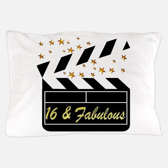 DAZZLING 16TH DIVA Pillow Case