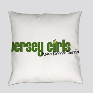 NJerseyGirls10 Everyday Pillow