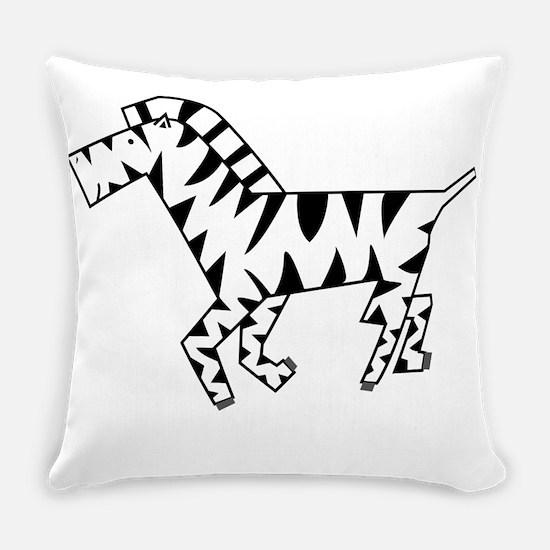 zebra10.png Everyday Pillow