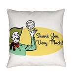 Shank You 10 Everyday Pillow