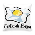 FriedEgg10x8 Everyday Pillow