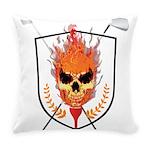 Skull Everyday Pillow