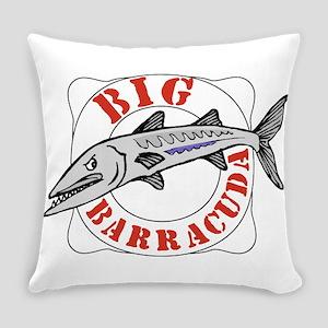 BigBarracuda10 Everyday Pillow