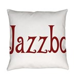 Jazzbo10 Everyday Pillow