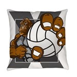 Apex Volleyball Everyday Pillow