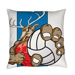 Bucks County Volleyball Everyday Pillow