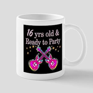 ROCKING 16 YR OLD Mug