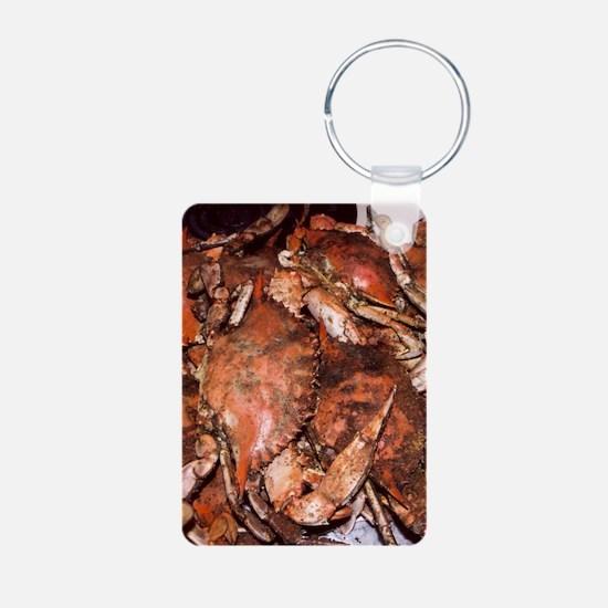 Crab Feast Keychains