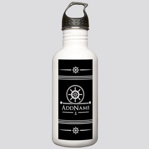 Upload Your Own Color Stainless Water Bottle 1.0L