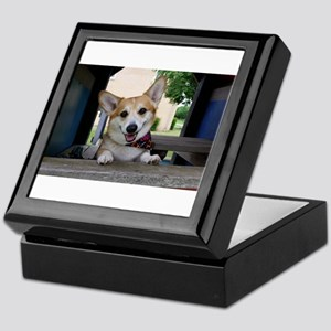 I'm here to make your day better ? Keepsake Box