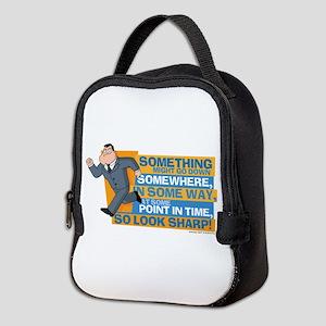 American Dad Look Sharp Neoprene Lunch Bag