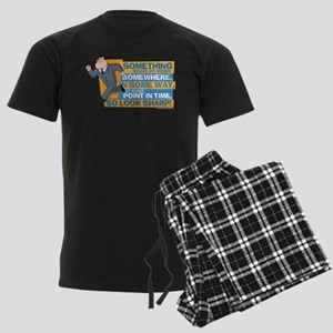 American Dad Look Sharp Men's Dark Pajamas