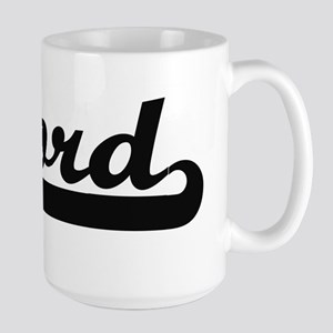 Ford surname classic retro design Mugs