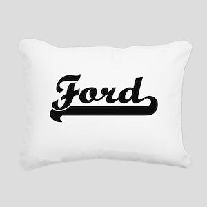 Ford surname classic ret Rectangular Canvas Pillow