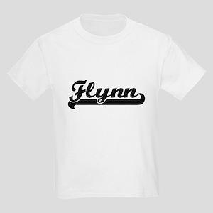 Flynn surname classic retro design T-Shirt