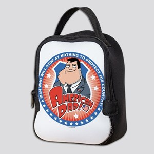 American Dad Stan Protects Neoprene Lunch Bag