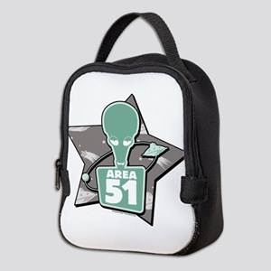 American Dad Area 51 Neoprene Lunch Bag