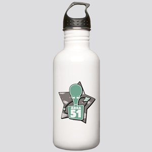 American Dad Area 51 Stainless Water Bottle 1.0L