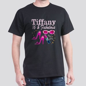 SNAZZY 16TH DIVA Dark T-Shirt