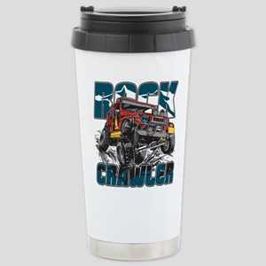 Rock Crawler 4x4 Stainless Steel Travel Mug