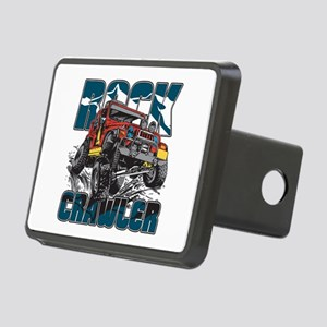 Rock Crawler 4x4 Rectangular Hitch Cover