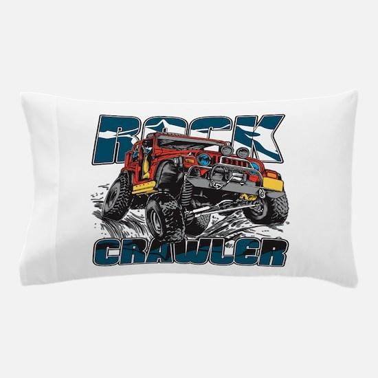 Rock Crawler 4x4 Pillow Case