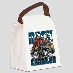 Rock Crawler 4x4 Canvas Lunch Bag