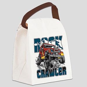 Rock Crawler 4x4 Canvas Lunch Bag