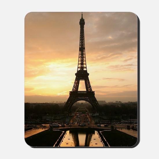 Eiffel Tower Paris Mousepad